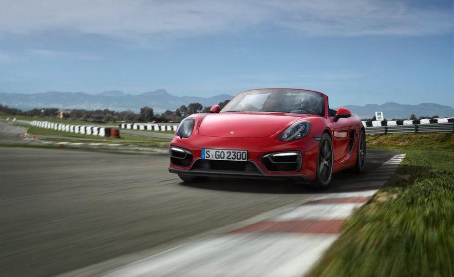 2015 Porsche Boxster GTS - Slide 1