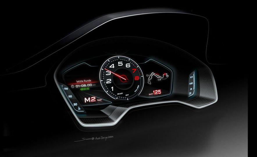 2017 Audi Sport Quattro concept - Slide 16