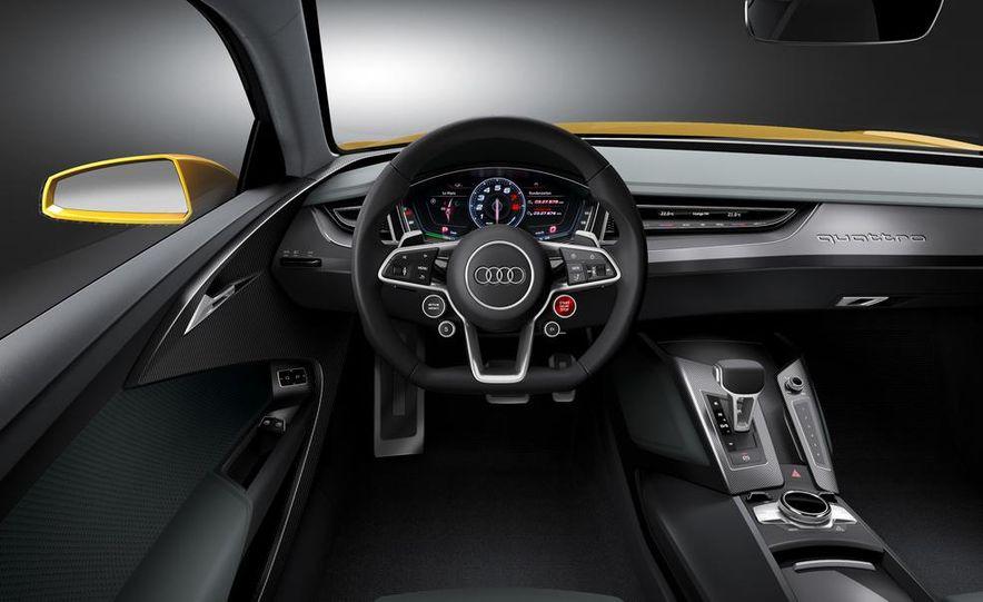 2017 Audi Sport Quattro concept - Slide 6