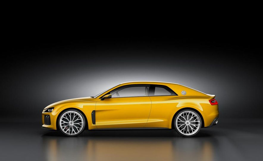 2017 Audi Sport Quattro concept - Slide 4