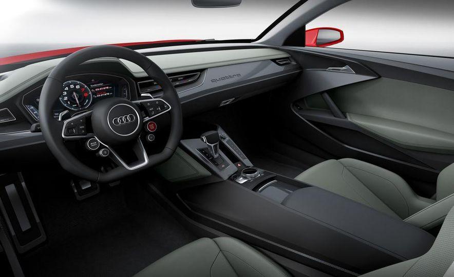 2017 Audi Sport Quattro concept - Slide 12