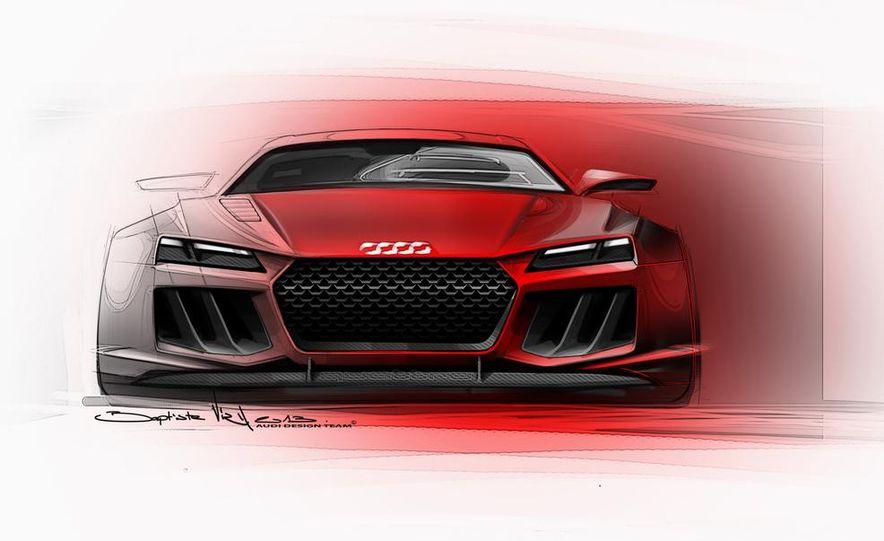 2017 Audi Sport Quattro concept - Slide 13