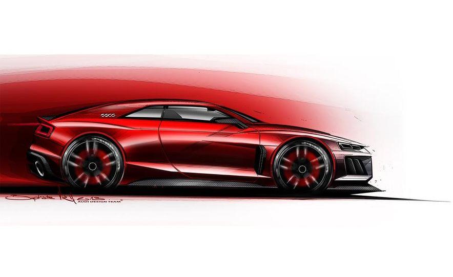 2017 Audi Sport Quattro concept - Slide 14