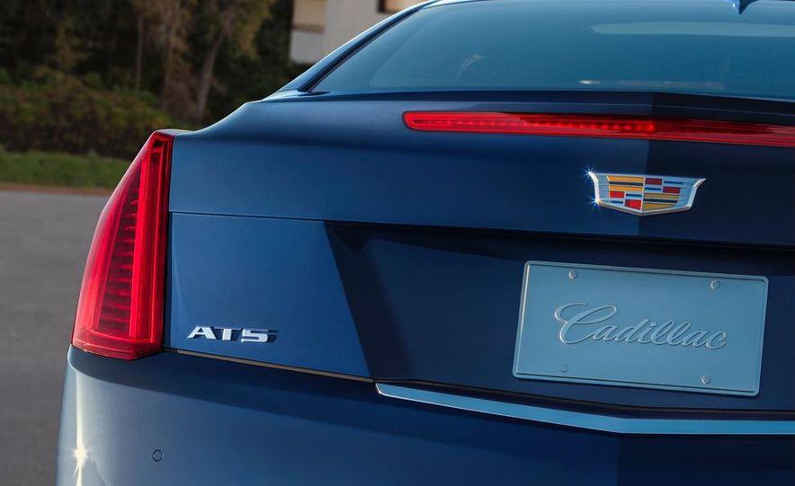 2015 Cadillac ATS coupe - Slide 15
