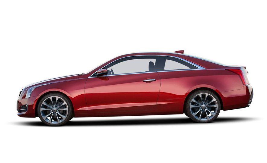 2015 Cadillac ATS coupe - Slide 1