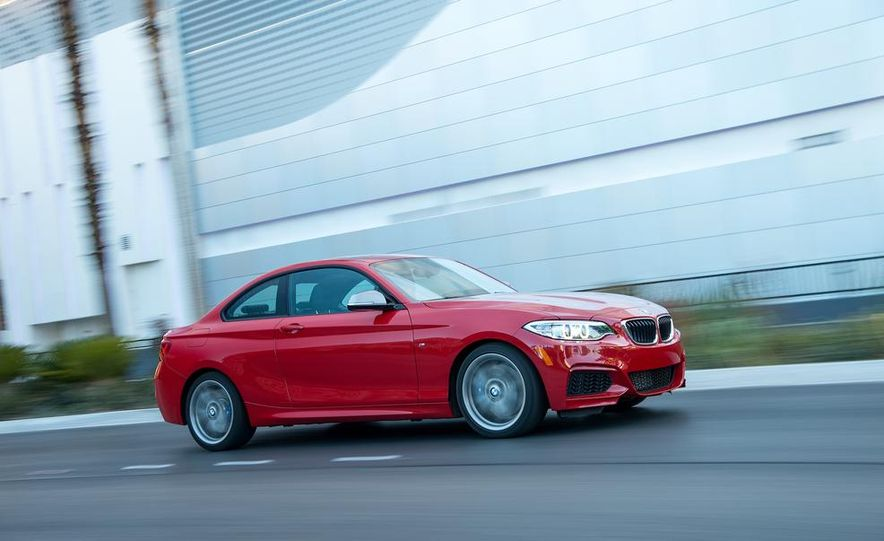 2017 BMW M2 (artist's rendering) - Slide 20