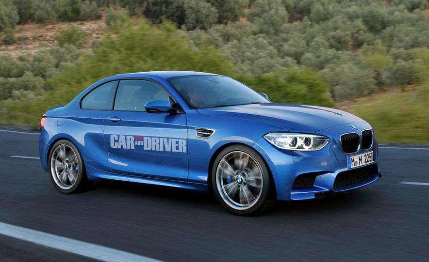 2017 BMW M2 (artist's rendering) - Slide 2