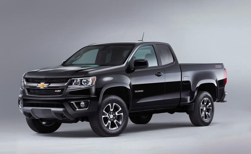 2015 Chevrolet Colorado Z71 - Slide 17
