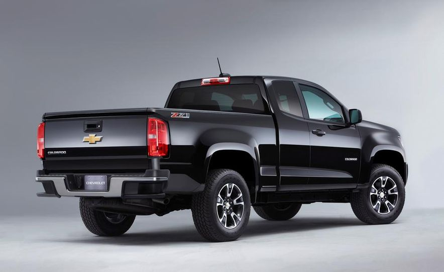 2015 Chevrolet Colorado Z71 - Slide 18