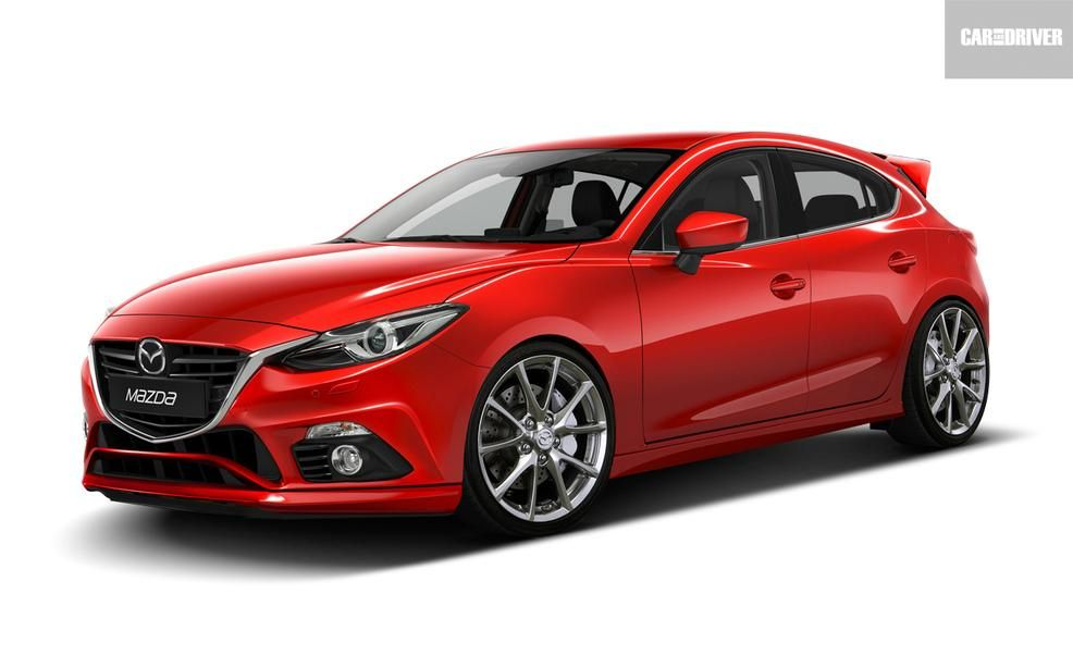 2017 Mazdasd 3 Feature Car And Driver