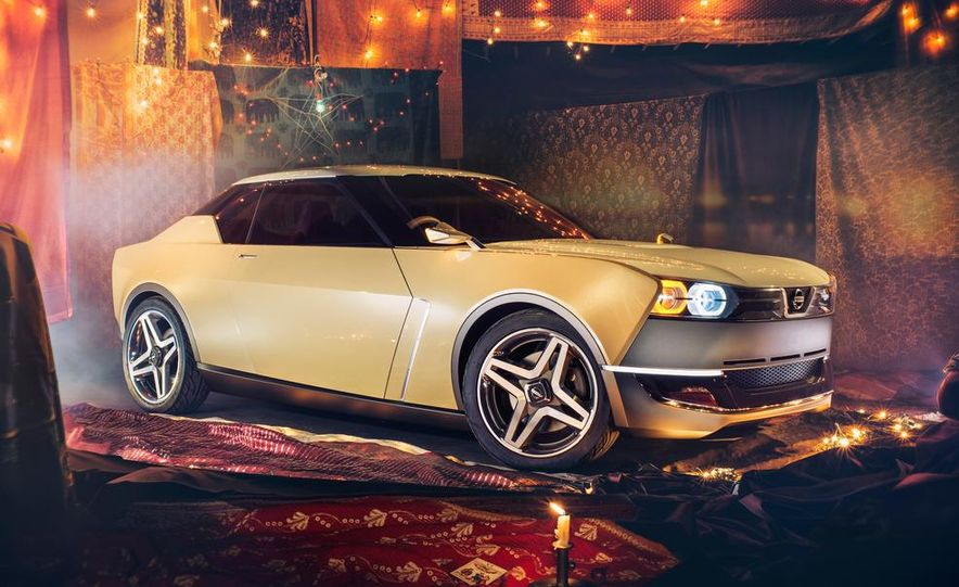 2018 Nissan IDx Freeflow concept - Slide 1