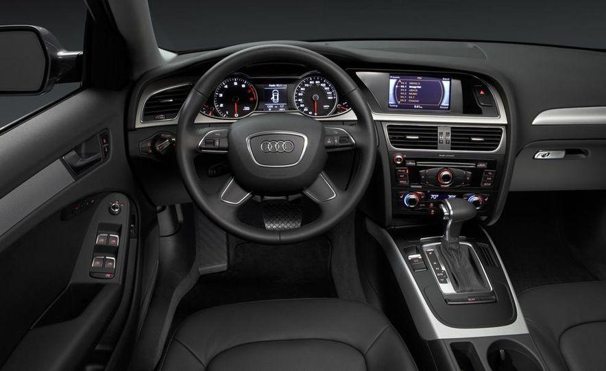 2015 Audi A4 (artist's rendering) - Slide 21