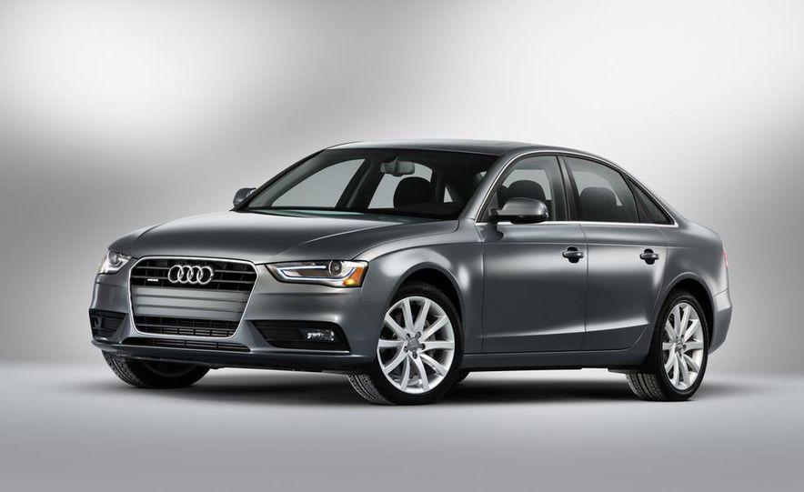 2015 Audi A4 (artist's rendering) - Slide 17