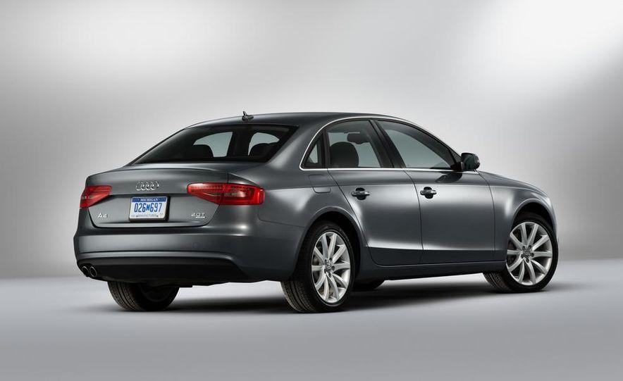 2015 Audi A4 (artist's rendering) - Slide 19