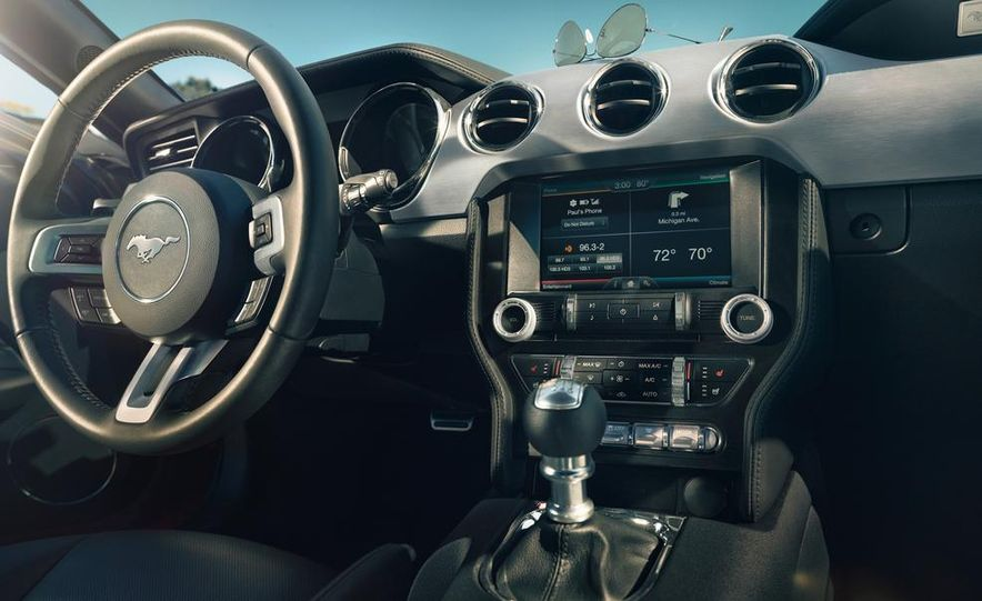 2016 Ford Mustang Shelby GT350 (artist's rendering) - Slide 35