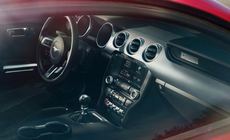 2016 Ford Mustang Shelby GT350 (artist's rendering) - Slide 36