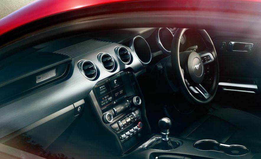 2016 Ford Mustang Shelby GT350 (artist's rendering) - Slide 37