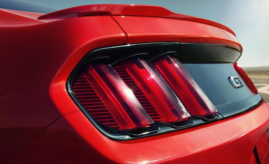 2016 Ford Mustang Shelby GT350 (artist's rendering) - Slide 34