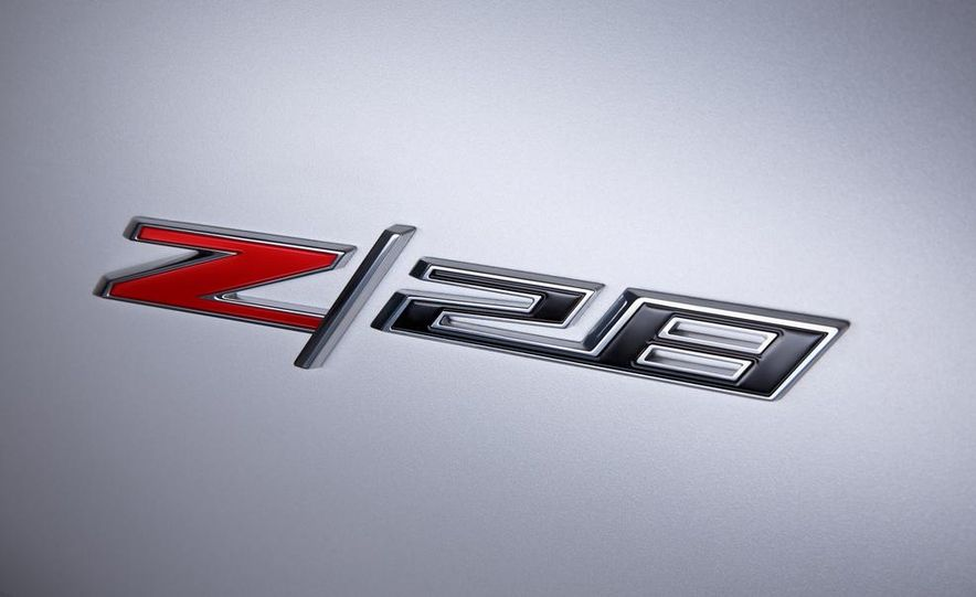 2014 Chevrolet Camaro Z28 - Slide 26