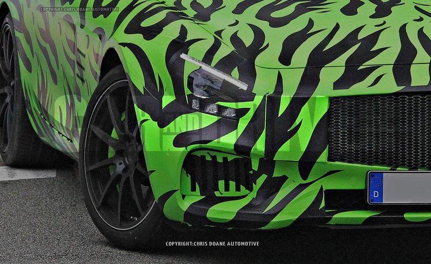 2016 Mercedes-Benz GT AMG (artist's rendering) - Slide 9