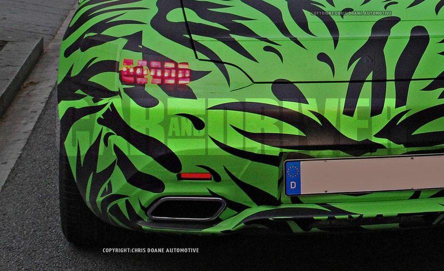 2016 Mercedes-Benz GT AMG (artist's rendering) - Slide 10