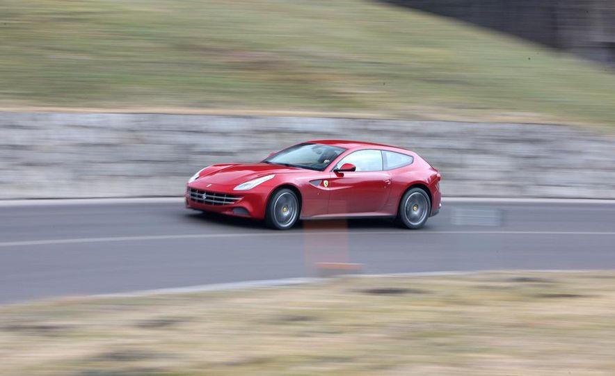 2016 Ferrari FF coupe (artist's rendering) - Slide 3