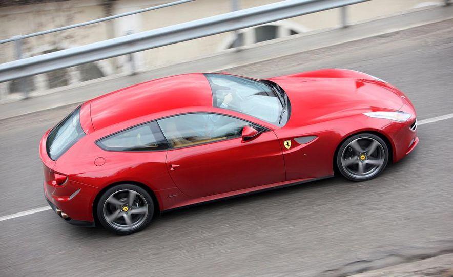 2016 Ferrari FF coupe (artist's rendering) - Slide 5