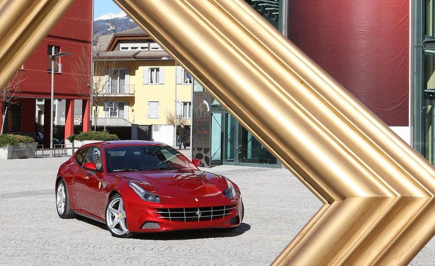 2016 Ferrari FF coupe (artist's rendering) - Slide 7