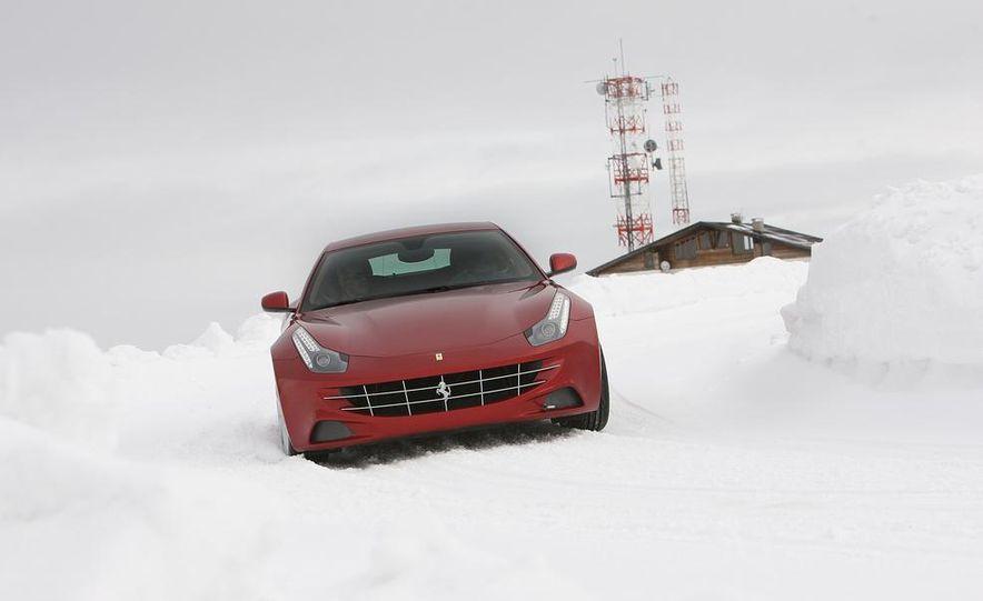 2016 Ferrari FF coupe (artist's rendering) - Slide 9