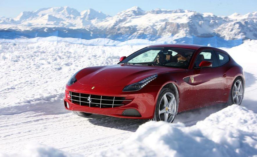 2016 Ferrari FF coupe (artist's rendering) - Slide 11