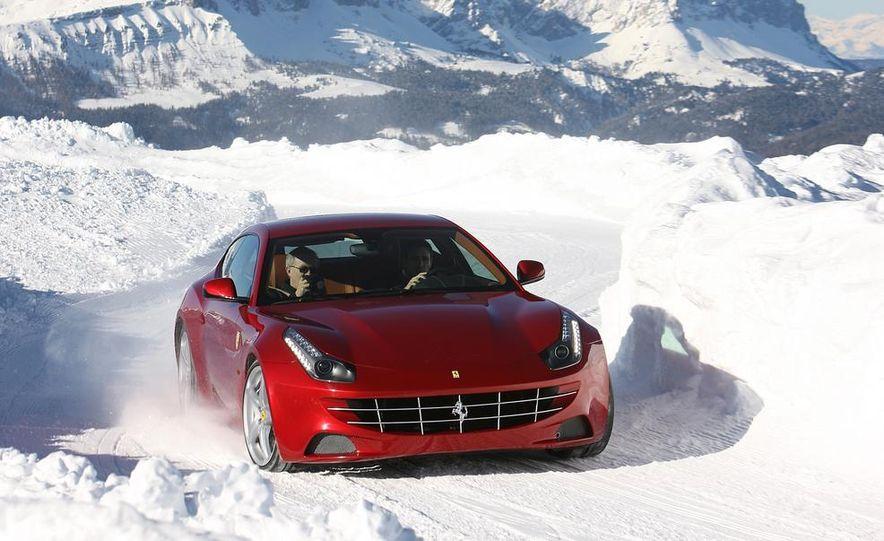 2016 Ferrari FF coupe (artist's rendering) - Slide 12