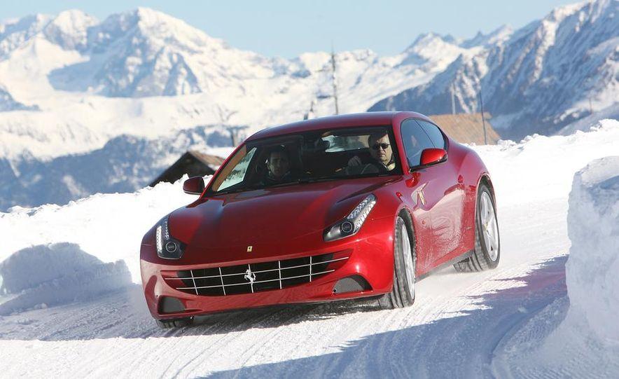 2016 Ferrari FF coupe (artist's rendering) - Slide 13