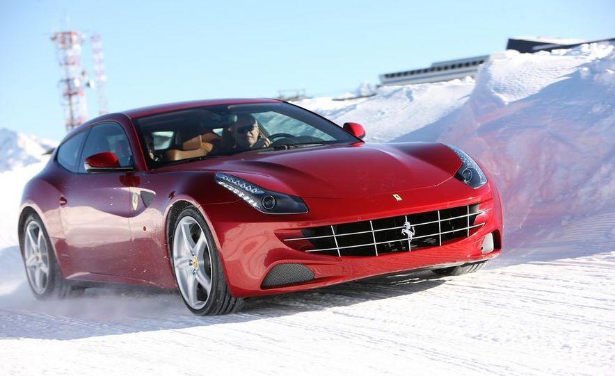 2016 Ferrari FF coupe (artist's rendering) - Slide 14