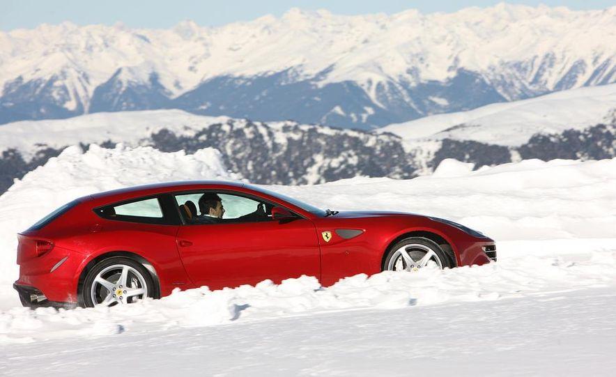 2016 Ferrari FF coupe (artist's rendering) - Slide 15