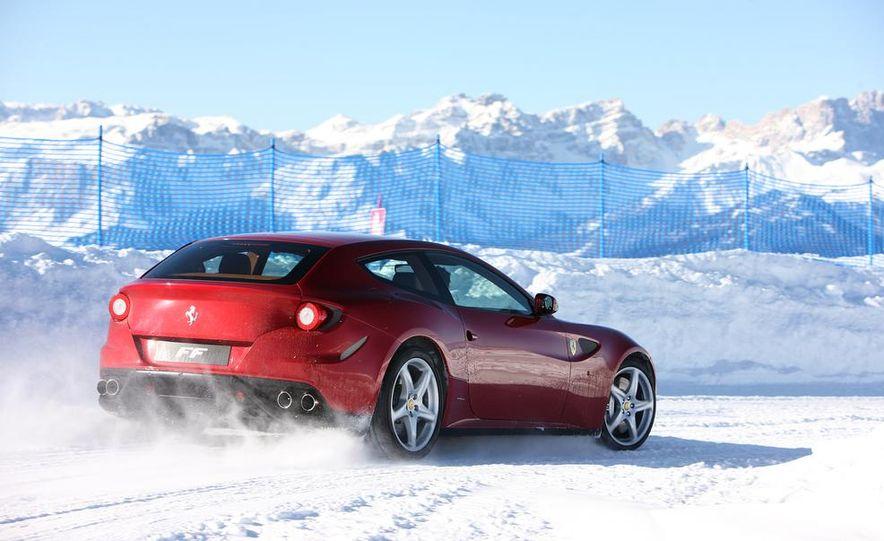 2016 Ferrari FF coupe (artist's rendering) - Slide 16