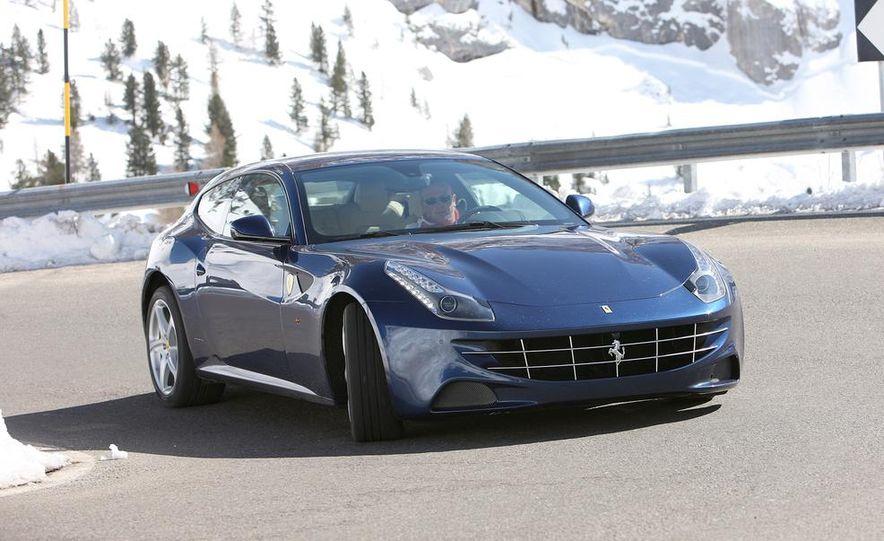 2016 Ferrari FF coupe (artist's rendering) - Slide 22