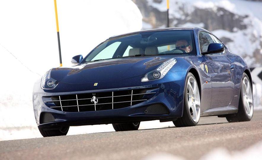 2016 Ferrari FF coupe (artist's rendering) - Slide 23