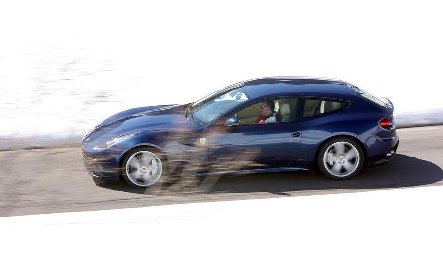 2016 Ferrari FF coupe (artist's rendering) - Slide 26