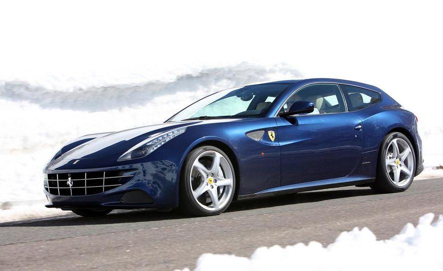 2016 Ferrari FF coupe (artist's rendering) - Slide 27