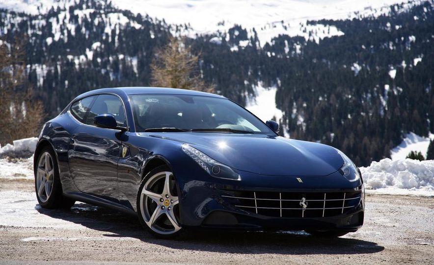 2016 Ferrari FF coupe (artist's rendering) - Slide 31