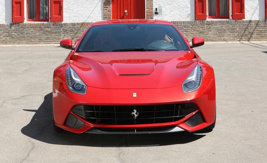 2016 Ferrari FF coupe (artist's rendering) - Slide 50