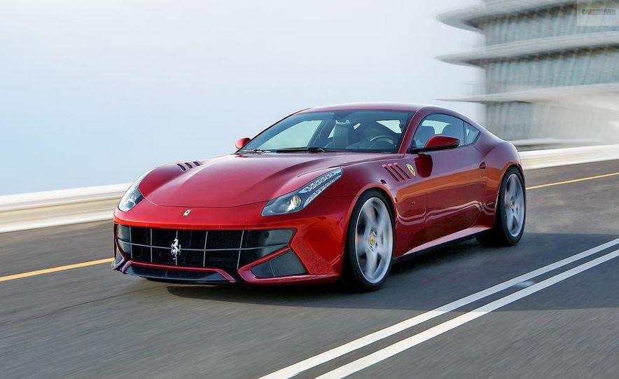 2016 Ferrari FF coupe (artist's rendering) - Slide 1