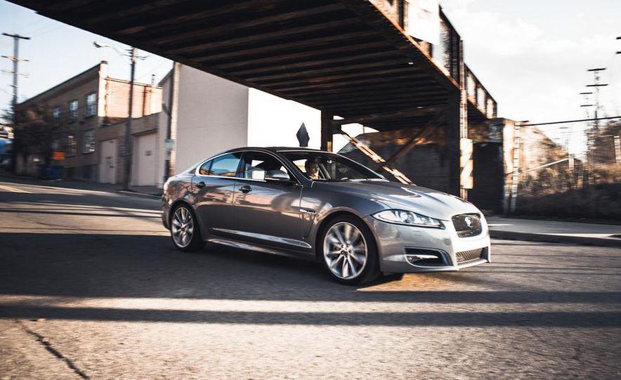 2016 Jaguar XE (artist's rendering) - Slide 16