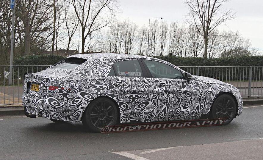 2016 Jaguar XE (artist's rendering) - Slide 8