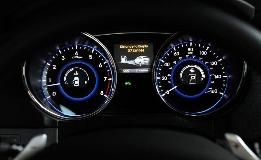 2015 Hyundai Sonata - Slide 27