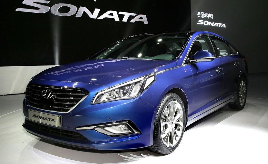 2015 Hyundai Sonata - Slide 1