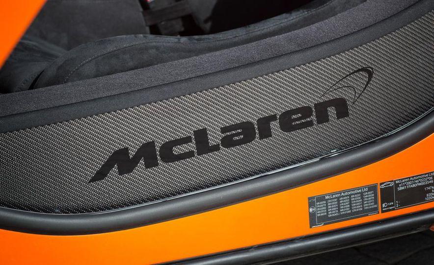 2015 McLaren 650S coupe - Slide 19