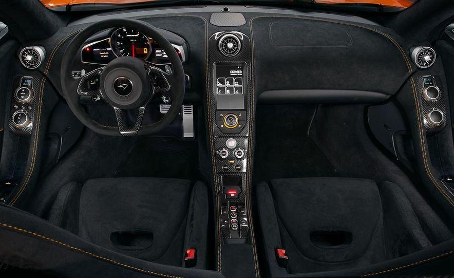 2015 McLaren 650S coupe - Slide 21