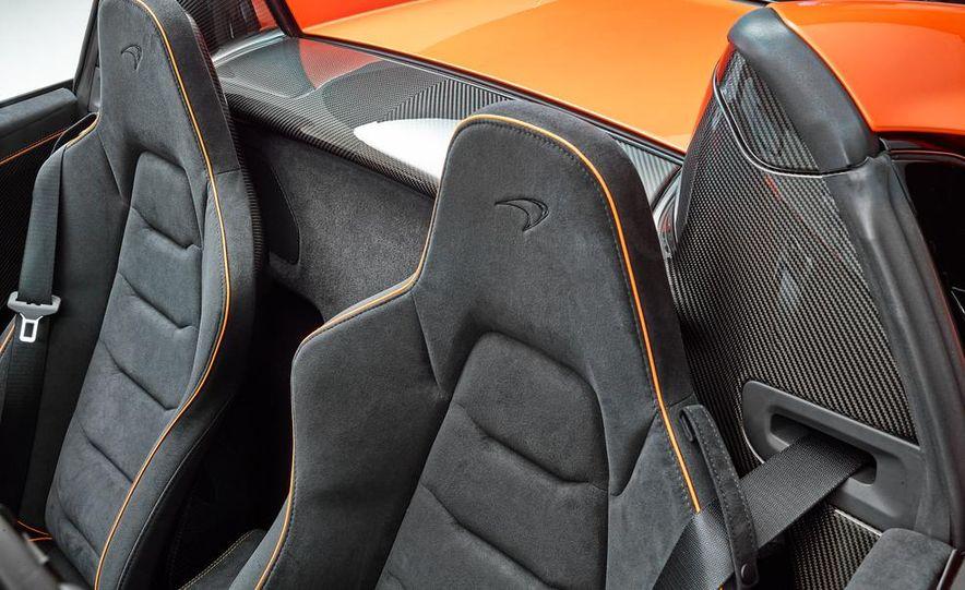 2015 McLaren 650S coupe - Slide 40