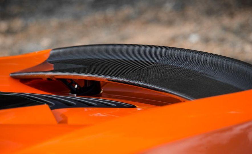 2015 McLaren 650S coupe - Slide 14